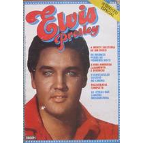 Elvis Presley Revista Sétimo Céu Especial Agosto 1977 Rara !