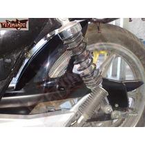 Paralama P/ Suzuki Yes 125 - Carenagem