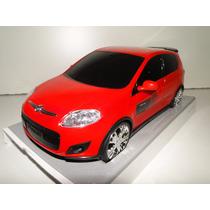Novo Fiat Palio Vermelho Esence Atractive Sporting Adventur