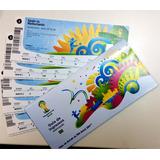 Ingressos Copa Do Mundo 2014 - 1a. Fase - Melhores Seleções