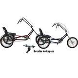 Triciclo Praiano Com 1 Carona Estilo Trenzinho Só R$ 2590,00