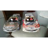 Scalextric Peugeot 206 Rally Efecto Lodo