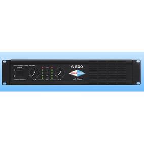 Amplificador De Potencia Meaaudio A500w Rms