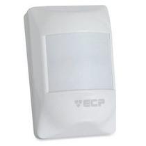 Sensor Infra Vermelho Com Fio Ecp Visory P/ Central Alarmes