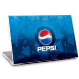 Skin Adesivo Notebook Logomarca Pepsi Refrigerante Skdi3020