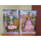 Barbie Rapunzel E Stefan - Originais Do Filme