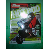 Revista Hot Rod 4 Rodas Especial Quatro Custom Muscle Car