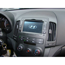 Central Multimídia I30 Hyundai I30 Até 2012 Dvd Tv Gps