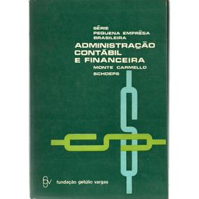 Administração Contãbil E Financeira - Monte Carmelo