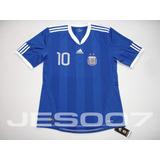 Nueva Camiseta Suplente Selección Argentina 2009/11 - adidas