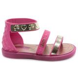 Sandália Barbie Pink Baby 20230   Zariff