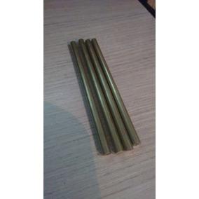 Kit De 4 Pinos Maciços De Latao Para Cutelaria 90 X 4,75mm