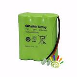 Bateria Telefone Sem Fio 3.6v 600mah 3aaa Gp 60 Recarregavel