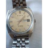 da11e13ca37 Relógio Eska Automático Digital Antigo no Mercado Livre Brasil