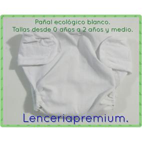 Pañales Ecológicos, Lavables, Reusables, Talla P / M