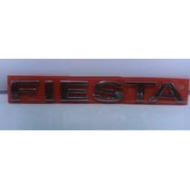 Emblema Adesivo Nome Fiesta Cromado 2002 À 2010