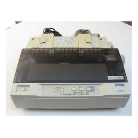 Impressora Matricial Epson Lx-300 Revisada