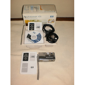 Câmera Digital Hp Photosmart 435 3.1mp Zoom5x C/manual,caixa