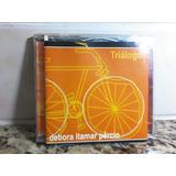 Cd - Triálogo (trio De Jazz Do Contrabaixista Itamar Collaço
