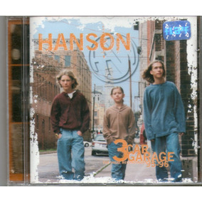 Cd Hanson - 3 Car Garage - The Indie Recordings ´95-´96