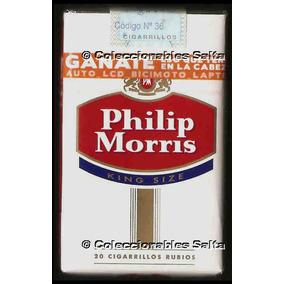 Philip Morris Soft 20 Subastada 2011 Lleno