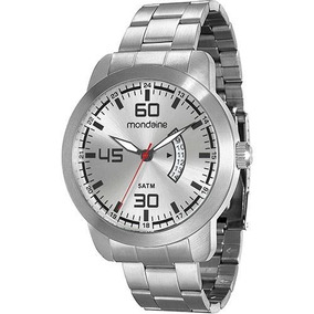 Relógio Masculino Mondaine Social 78652g0mvna1 Original Loja