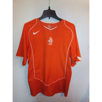 Pro - Jersey Holanda Local Euro 2004 Playera Nike L