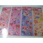 Moranguinho Coleção Kit Adesivo Stickers C/ 30 Cartelas Auto