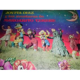 Jovita Diaz Y Las Travesuras De Margarito Terere Vinilo Excl