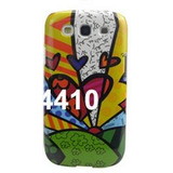 Case Tampa Traseira Skin Para Samsung S3 -romero Britto