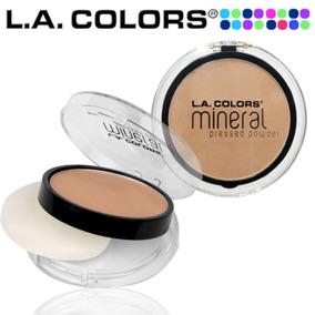 Polvo Compacto L.a. Colors Mineral Tienda Fisica
