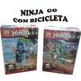 Ninjago Bicicleta Juguete Lego Armable Super Heroes Avenger