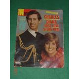* Revista Manchete Especial - Casamento Diana E Charles *