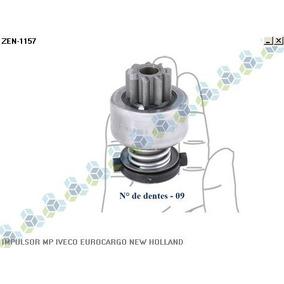 Impulsor Bendix Motor Partida New Holland Trator - Zen