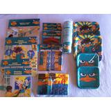 Phineas Y Ferb Set Cumpleaños Cotillon !!!!