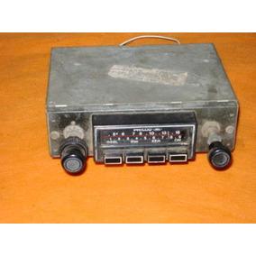 Rádio De Carro Antigo , Philco Ford