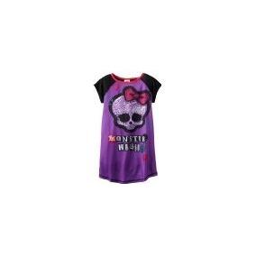 Camisola Roupa Dormir Pijama Monster High Importada