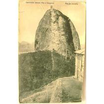 Postal Rio De Janeiro 1928 - Caminho Pão D