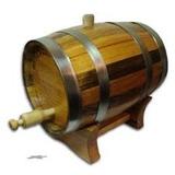Barril /tone/ De Caçhac/|vinho/cerveja/ Wisque/carvalho 10 L