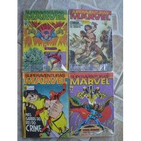 Superaventuras Marvel! Editora Abril! Vários! R$ 8,00 Cada!