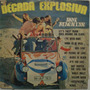 Vinil Lp Década Explosiva - Hot Machine