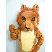 Fantasia Leão Animação Madagascar Festa Aniversario