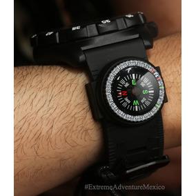 Brújula Para Relojes Luminox Navy Seal Mensajería Gratis