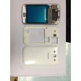 Carcaça Completa + Tela Touch Samsung Galaxy S3 Duos I8262