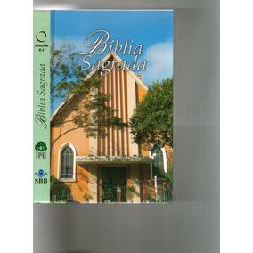 Livro Bíblia Sagrada Igreja Presbiteriana