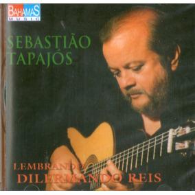 Cd Sebastião Tapajos - Lembrando Dilermando Reis - Novo***