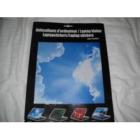 Notebook Adesivo Protetor E Decorador Tema Céu Lindo!