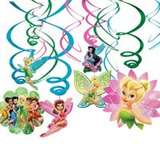 Guirnalda Tinkerbell, Campanita, Hadas Disney.