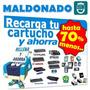 Tintas Hp Recarga De Cartuchos Frasco 100cc- Maldonado