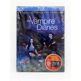 Blu Ray Vampire Diaries 3ª Temporada Lacrado Envio Carta Reg